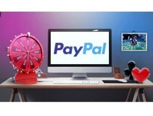 pay through credit card or PayPal